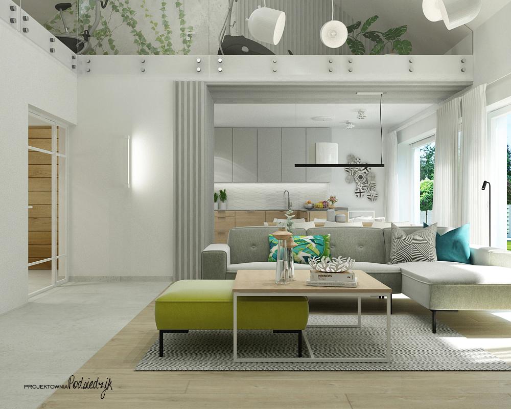 Projektownia Podsiedzik projektant wnętrz salon Olesno